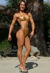 Girl with muscle - Rosana Mueller
