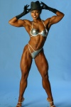 Girl with muscle - Rachelle Cannon