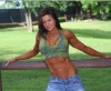 Girl with muscle - Diana Chaloux