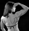 Girl with muscle - Jean Jitomir