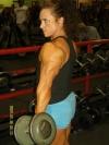 Girl with muscle - Treacy Kiely