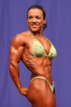 Girl with muscle - Jessica Ceballos