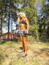 Girl with muscle - helena