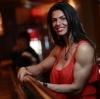 Girl with muscle - Mona Muresan