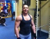 Girl with muscle - Jackie Hague
