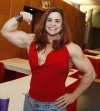 Girl with muscle - Christina Imbronone- Rhodes