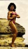 Girl with muscle - Ange Lina