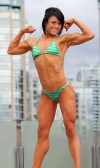 Girl with muscle - Kelly Kerr
