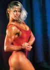 Girl with muscle - Rebecca Barrington
