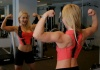 Girl with muscle - Jenny Poussin