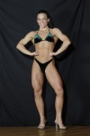 Girl with muscle - Genevieve Moreno