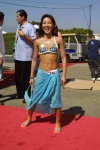 Girl with muscle - Michelle Kwan (figure skater)