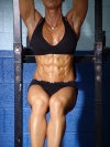 Girl with muscle - Ana Usategui