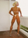Girl with muscle - Inna Shelekhova