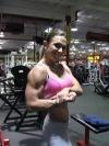 Girl with muscle - Oksana Grishina