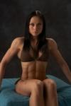 Girl with muscle - Jenni Levavaara