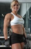 Girl with muscle - Kara Thurman