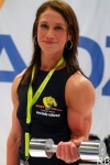 Girl with muscle - Melanie Bachinger