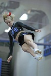 Girl with muscle - Gymnast