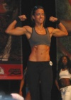 Girl with muscle - Kim Proteau
