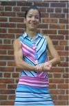 Girl with muscle - sasha