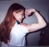 Girl with muscle - Jessica