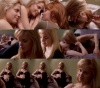 Girl with muscle - Mena Suvari (Edie) & Lauren Ambrose (Claire Fisher