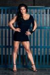 Girl with muscle - Cheryl Rosenberger