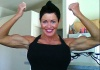 Girl with muscle - Debbie Smith (aka mistress debbie)