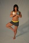 Girl with muscle - Lynn Blachman Caron