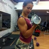 Girl with muscle - Angelica Mielczarek