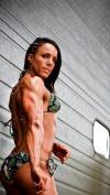 Girl with muscle - Rauchelle Schultz