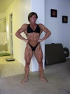 Girl with muscle - Denise Dinger