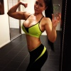 Girl with muscle - Maria Helena
