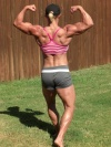 Girl with muscle - Holly Chambliss