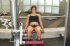 Girl with muscle - Moorea Wolfe