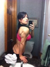 Girl with muscle - Lindsey Weigand