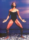 Girl with muscle - Denise Lewis
