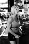 Girl with muscle - Kimberley Fenton-Kosmas