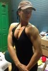 Girl with muscle - Ekaterina (Katyuha) Kuznetsova