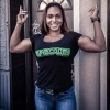 Girl with muscle - Kat Ramirez