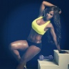 Girl with muscle - Yarishna Nicole Ayala