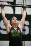 Girl with muscle - Valerie Calhoun
