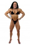 Girl with muscle - Ana Claudia Pires