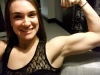 Girl with muscle - Sarah Sussman