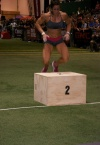 Girl with muscle - Stacie Tovar