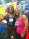Girl with muscle - Zoa Linsey/Brenda King