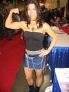 Girl with muscle - Nicole Rollolazo