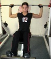 Girl with muscle - Eva Sváčková