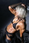 Girl with muscle - Olga Shirinskaya (Kurkulina)